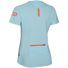 ION Traze Button SS Tee Women crystal blue
